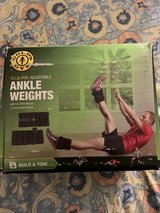 Golds Gym Ankle Weights in Travis AFB, California