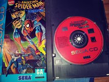 The Amazing Spiderman vs Kingpin (Sega CD) in Alamogordo, New Mexico