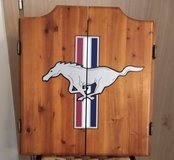 FORD MUSTANG DARTBOARD CABINET in Vicenza, Italy