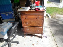 OLD CHEST OF DRAWERS NEEDS TLC AS IS in Byron, Georgia
