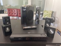 Samsung 3D, Blue-ray DVD sound system with 6 speakers in Stuttgart, GE