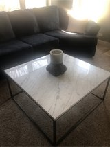 marble top coffee table in St. Charles, Illinois