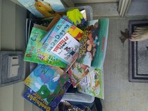 Come shop my box of  kids books for 25 cents each New Picture with more books in Yorkville, Illinois