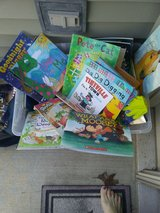 More books added -Box of Books - 25 cents each. Shop outside door Kids and Adults in Yorkville, Illinois
