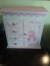 Cute Girls Jewelry Box - Like New in Naperville, Illinois