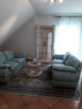 Very nice huge + comfortable part furnished 2 bedroom apartment near Clay in Wiesbaden, GE
