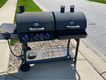 Free Propane/Charcoal Grill in Indianapolis, Indiana