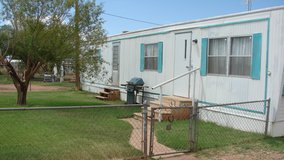Partly furnished one bedroom mobile home for rent. in Alamogordo, New Mexico