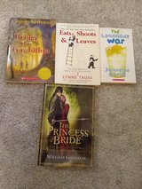 All 4 books for $2 in Chicago, Illinois