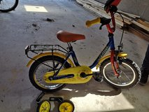 bicycle for small kids in Ramstein, Germany