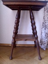 side or display table, all wood in Ramstein, Germany