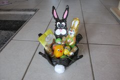 I MADE IT! - Bunny Basket in Ramstein, Germany