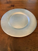 Silver Charger Plates from Pier 1 - Qty 14 in Kingwood, Texas