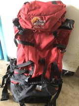low alpine backpack with straps in Aurora, Illinois