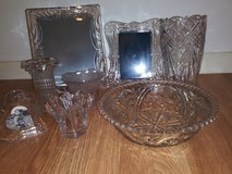 crystal/glass decor in Spring, Texas