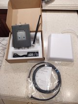 SureCall FlexPro Cellular Signal Booster kit in Coldspring, Texas