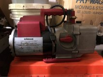 a/c Robinair vacuum pump in Tomball, Texas