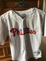 Phillies jersey 10-12 in Westmont, Illinois