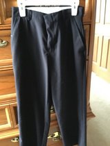 Chaps black dress pants size 10 regular in Westmont, Illinois