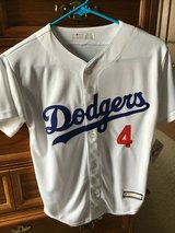 New with tags Dodgers jersey youth M in Westmont, Illinois
