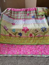 2 twins comforter and pillow shams (can be sold seperately)-Girls in St. Charles, Illinois