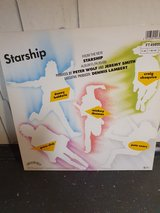 Star Ship We Built this City Album in Ramstein, Germany