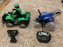 RC Atv / Rider and Thunder Tumbler in Fort Leonard Wood, Missouri