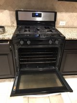Gas stove in The Woodlands, Texas