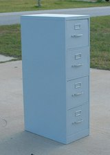 file cabinet / 4 drawer in Byron, Georgia