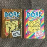 Like New!  3 Dork Diaries Hardcover Books in Plainfield, Illinois