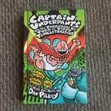 Like New! Giftable! Captain Underpants Hardcover in Westmont, Illinois