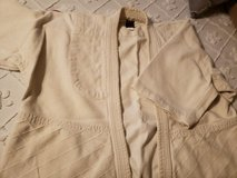 2 adult judo  uniforms top and bottom size 7 in Beaufort, South Carolina