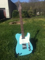 ***Daphne Blue T-Style Partscaster*** in Ramstein, Germany