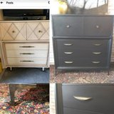 Redesigned MCM chest in St. Charles, Illinois
