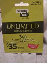 $35 straight talk card in Fort Polk, Louisiana