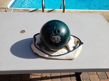 Bowling Ball in Eglin AFB, Florida