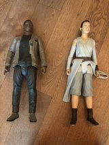 "Star Wars 18"" Action Figures in The Woodlands, Texas"