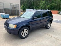 2003 FORD ESCAPE LIMITED in Fort Polk, Louisiana