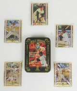 WILLIE MAYS - METALLIC IMPRESSIONS COLLECTOR CARDS - SPECIAL EDITION in Fort Lewis, Washington