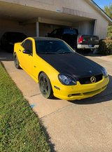 2000 Mercedes Benz SLK230 in Fort Polk, Louisiana