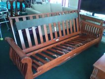 Queen size convertablebed in Cherry Point, North Carolina