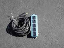 FIVE OUTLET TERMINAAL STRIP / 15 FOOT CORD in Plainfield, Illinois