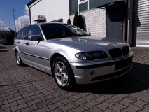 320D BMW KOMBI silver vull euqipment diesel good price and condition AUTOMATIC in Ramstein, Germany