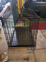 Medium dog cage in Plainfield, Illinois