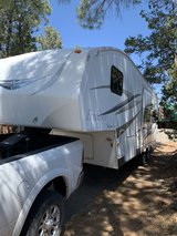 Fifth-wheel in Alamogordo, New Mexico
