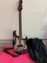 Marvel Rockmaster electric Guitar/ carrying case in CyFair, Texas