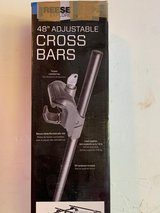 """38"""" Reese adjustable Cross bars new in Bellaire, Texas"""