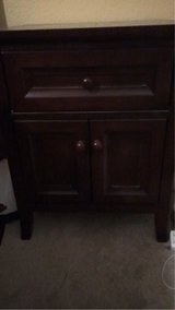 Cherry Bedside tables (set) in Leesville, Louisiana