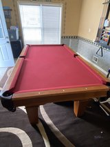 pool table gently used in Fort Campbell, Kentucky