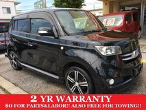 2 YEAR WARRANTY AND NEW JCI!! 2006 TOYOTA BB!! FREE LOANER CARS AVAILABLE NOW!! in Okinawa, Japan